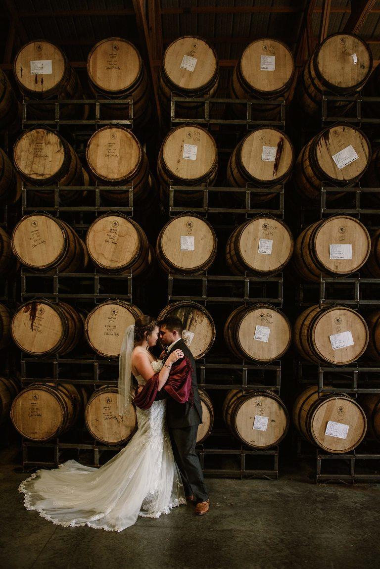 Baraboo Wedding At Driftless Glen Kate Senger Photography